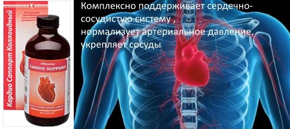 кардио саппорт
